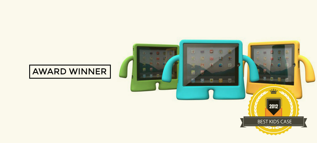 2012 Best tablet case for kids