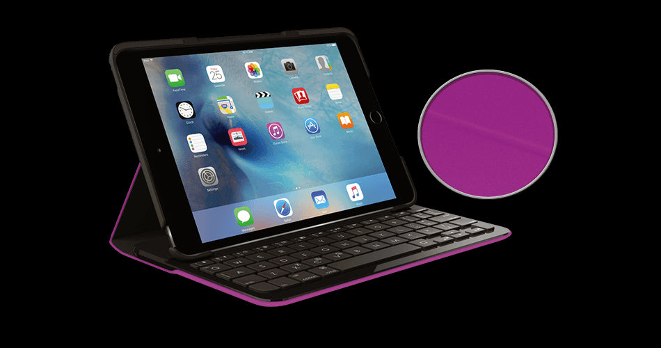 how to bring the keyboard down on ipad