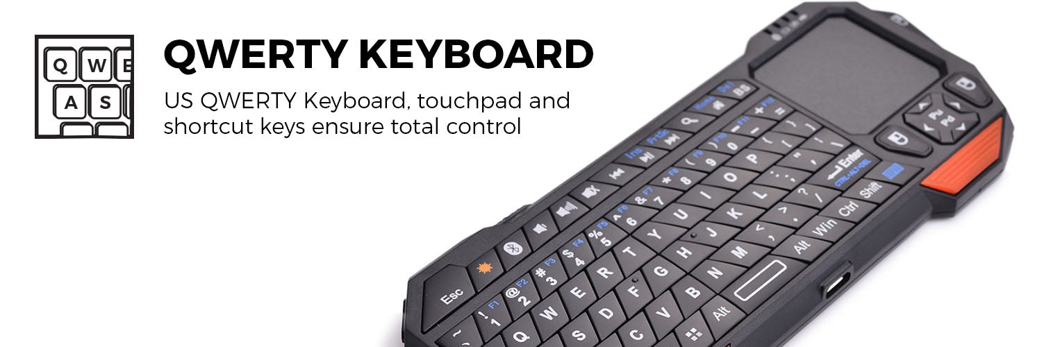 Cooper Magic Wand Universal Bluetooth Keyboard & Remote Controller