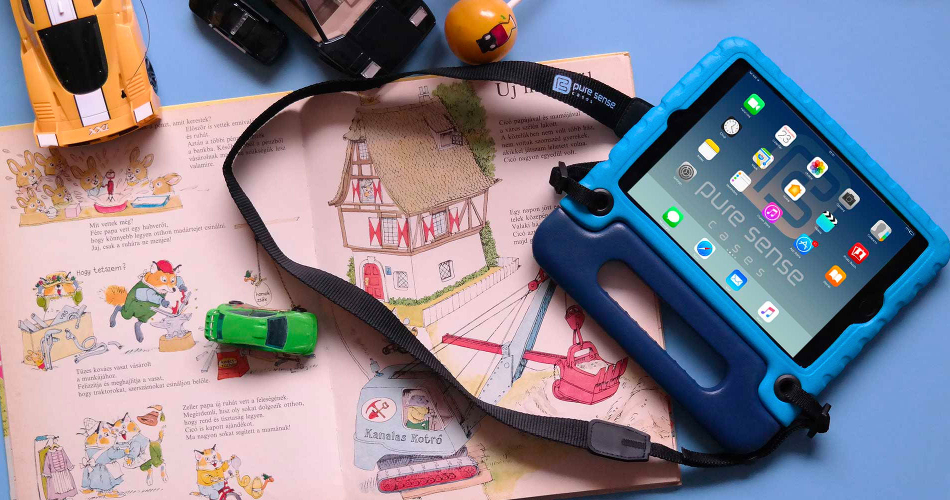 Guide to gifting rugged tablet cases for kids and parents