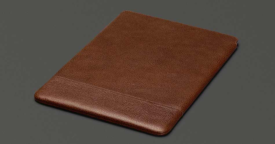 first rate d0b9b d55a5 Sena Passed Down UltraSlim Leather Sleeve Heritage to iPad Pro 9.7 ...