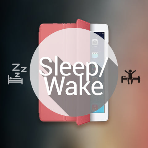 AUTO SLEEP/WAKE CASE