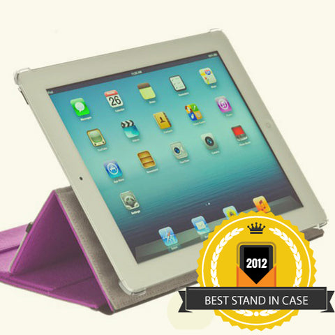 2012 BEST TABLET STAND IN A FOLIO CASE