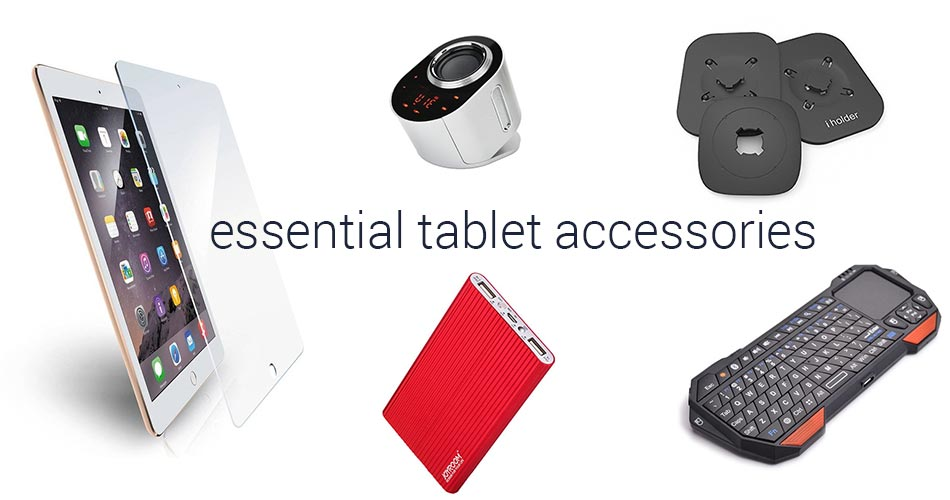 Tablet and smartphone accessories