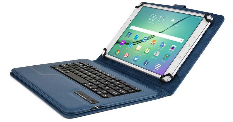 Tablet keyboard case gift for farther