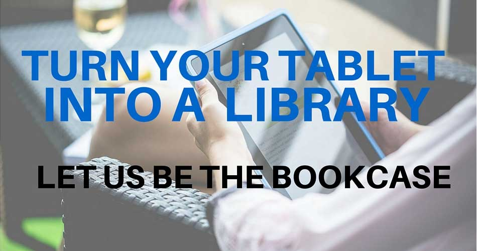 How to turn your iPad into a library