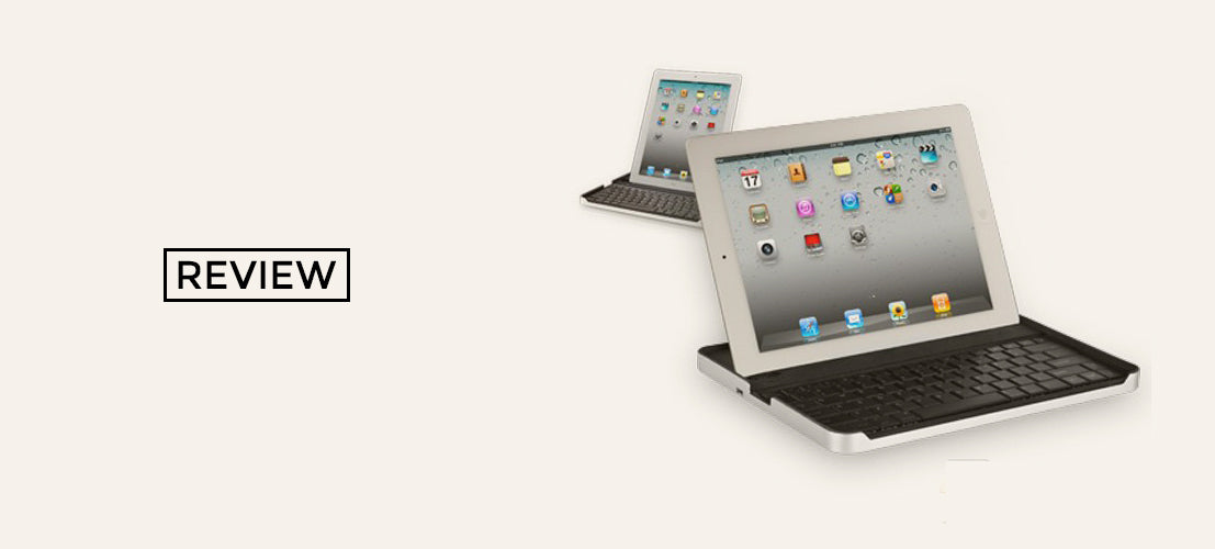 Zagg X Logitech Apple Ipad 2 3 4 Keyboard Dock Review