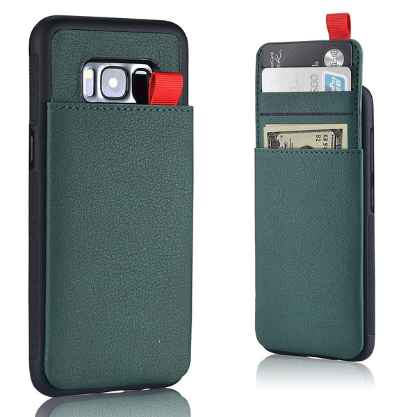 Mangata Triton Hidden Wallet Case for Samsung Galaxy Phones