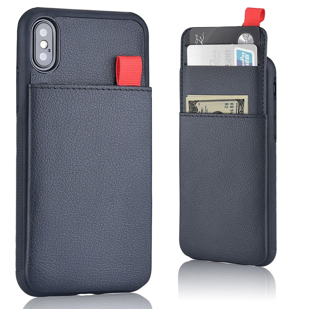 iphone xs card case
