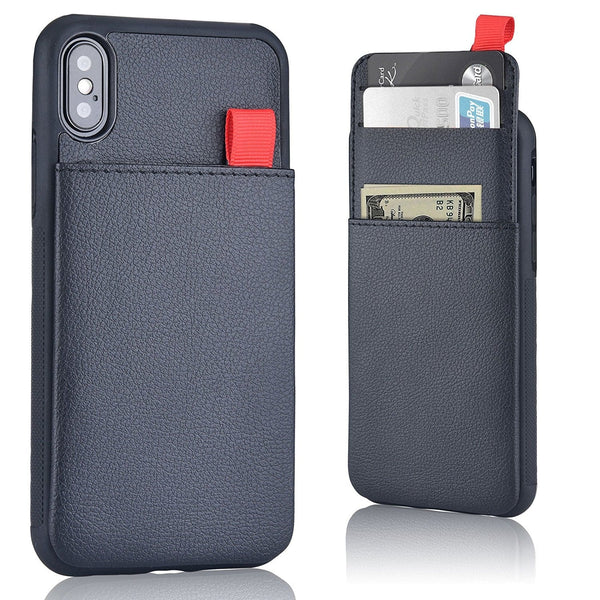 Mangata Triton Hidden Wallet Case for Apple iPhone