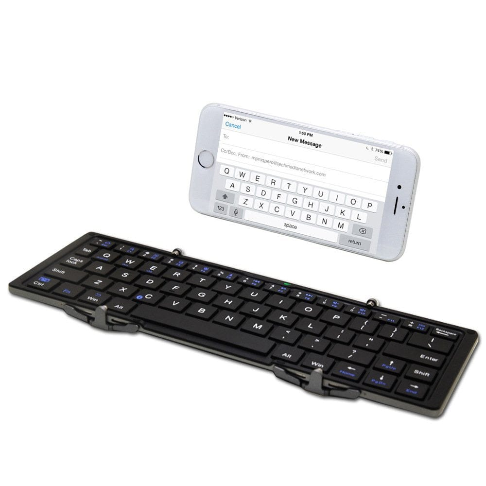 Cooper Optimus Universal Tablet Collapsible Bluetooth Keyboard - 8