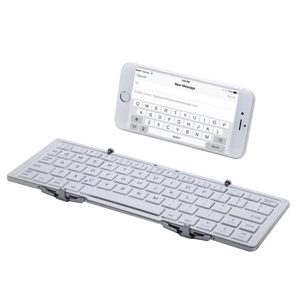 Cooper Optimus Universal Tablet Collapsible Bluetooth Keyboard - 12