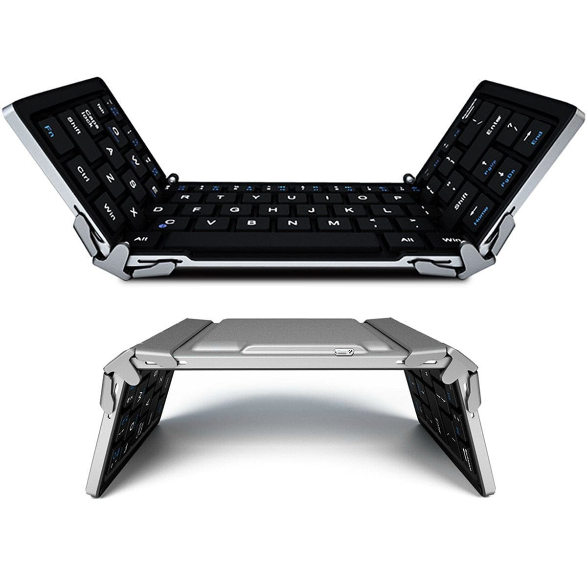 Cooper Optimus Universal Tablet Collapsible Bluetooth Keyboard - 2