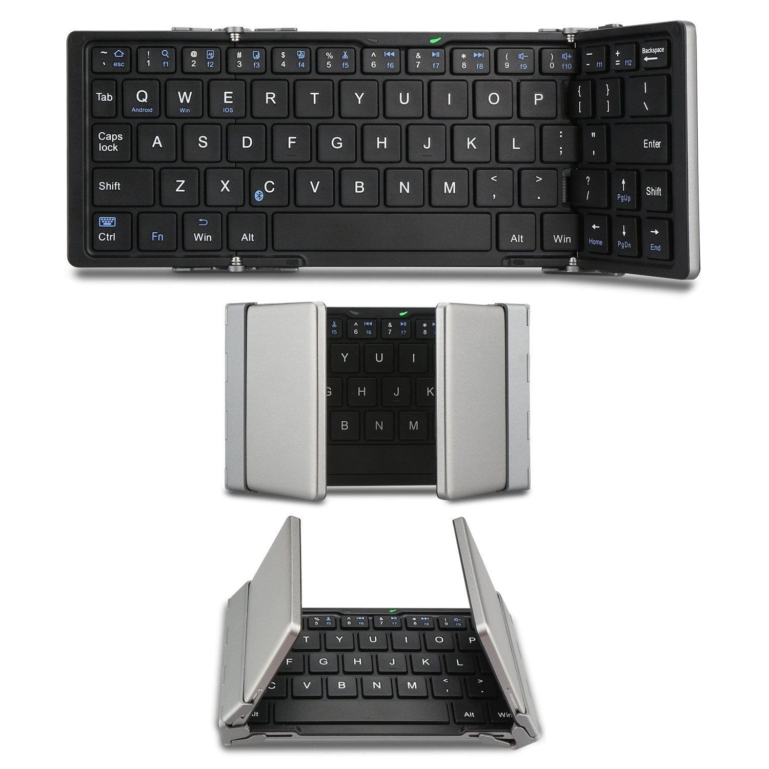 Cooper Optimus Universal Tablet Collapsible Bluetooth Keyboard - 1