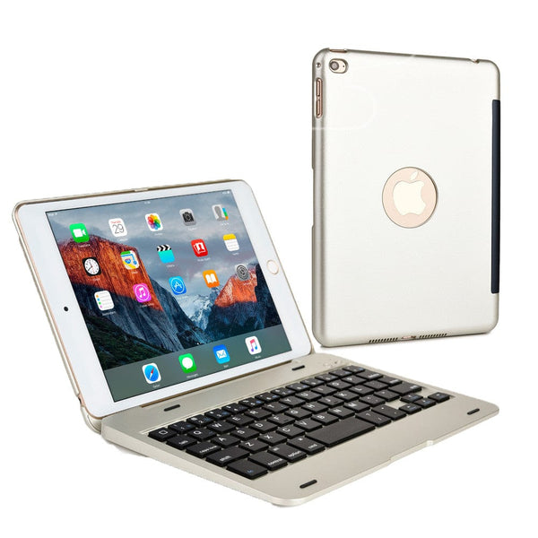 Cooper Kai Skel Keyboard Clamshell for Apple iPad Mini 1/2/3/4 - 1