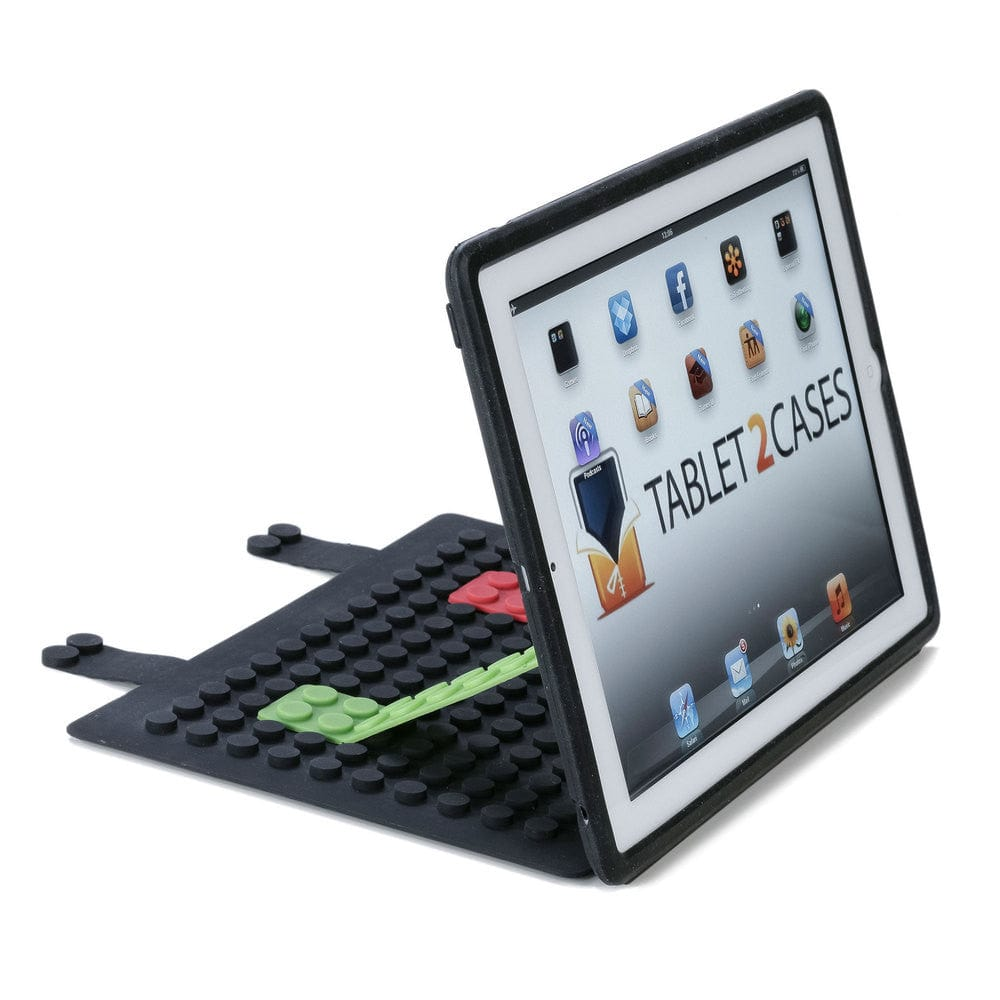 Cooper Blocks Kids Silicon Folio for Apple iPad 2/3/4 & iPad Mini 1/2/3 - 2