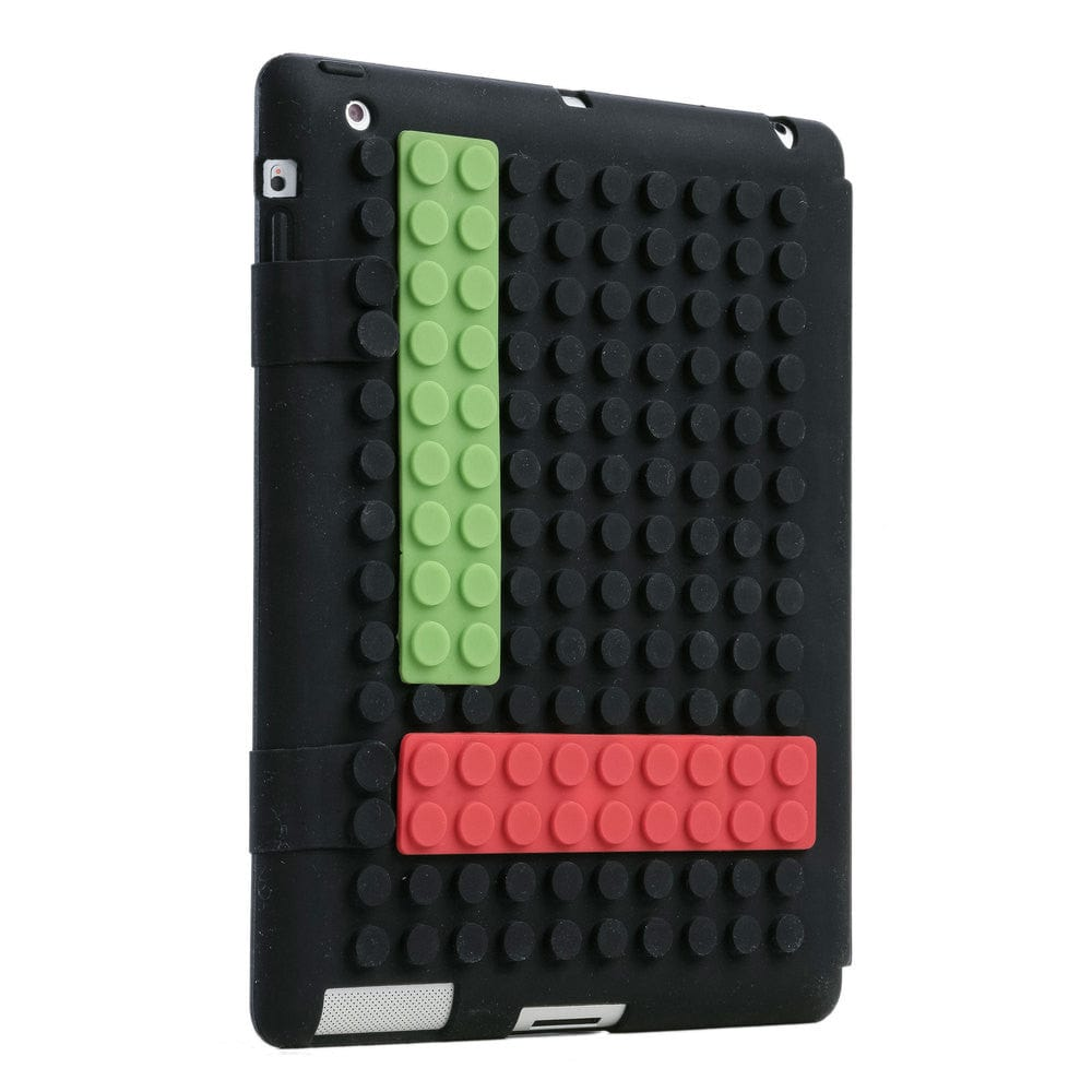 Cooper Blocks Kids Silicon Folio for Apple iPad 2/3/4 & iPad Mini 1/2/3 - 55