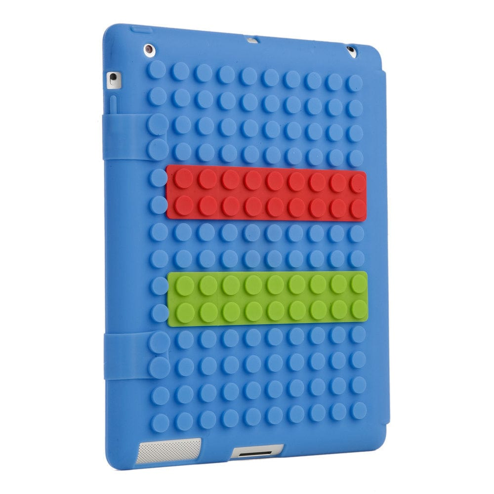 Cooper Blocks Kids Silicon Folio for Apple iPad 2/3/4 & iPad Mini 1/2/3 - 49