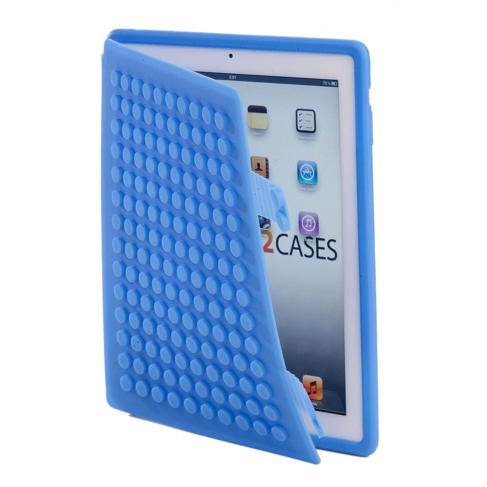 Cooper Blocks Kids Silicon Folio for Apple iPad 2/3/4 & iPad Mini 1/2/3 - 19