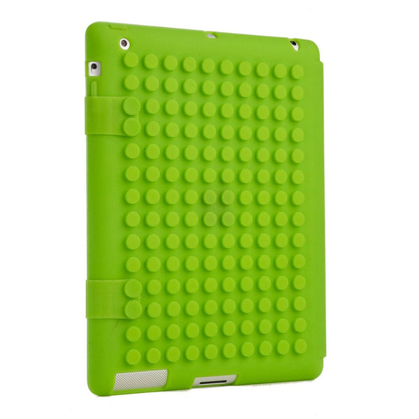 Cooper Blocks Kids Silicon Folio for Apple iPad 2/3/4 & iPad Mini 1/2/3 - 45
