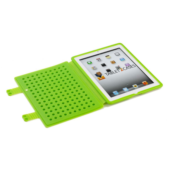 Cooper Blocks Kids Silicon Folio for Apple iPad 2/3/4 & iPad Mini 1/2/3 - 43