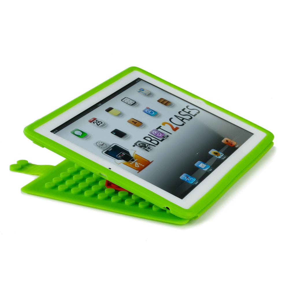 Cooper Blocks Kids Silicon Folio for Apple iPad 2/3/4 & iPad Mini 1/2/3 - 6