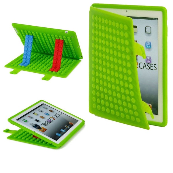 Cooper Blocks Kids Silicon Folio for Apple iPad 2/3/4 & iPad Mini 1/2/3 - 41