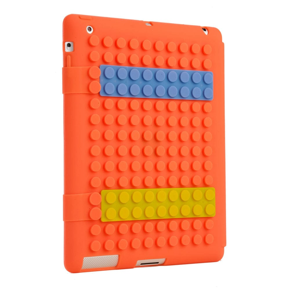 Cooper Blocks Kids Silicon Folio for Apple iPad 2/3/4 & iPad Mini 1/2/3 - 39