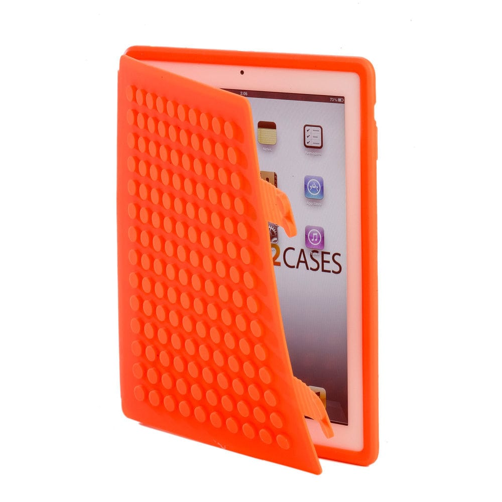 Cooper Blocks Kids Silicon Folio for Apple iPad 2/3/4 & iPad Mini 1/2/3 - 22