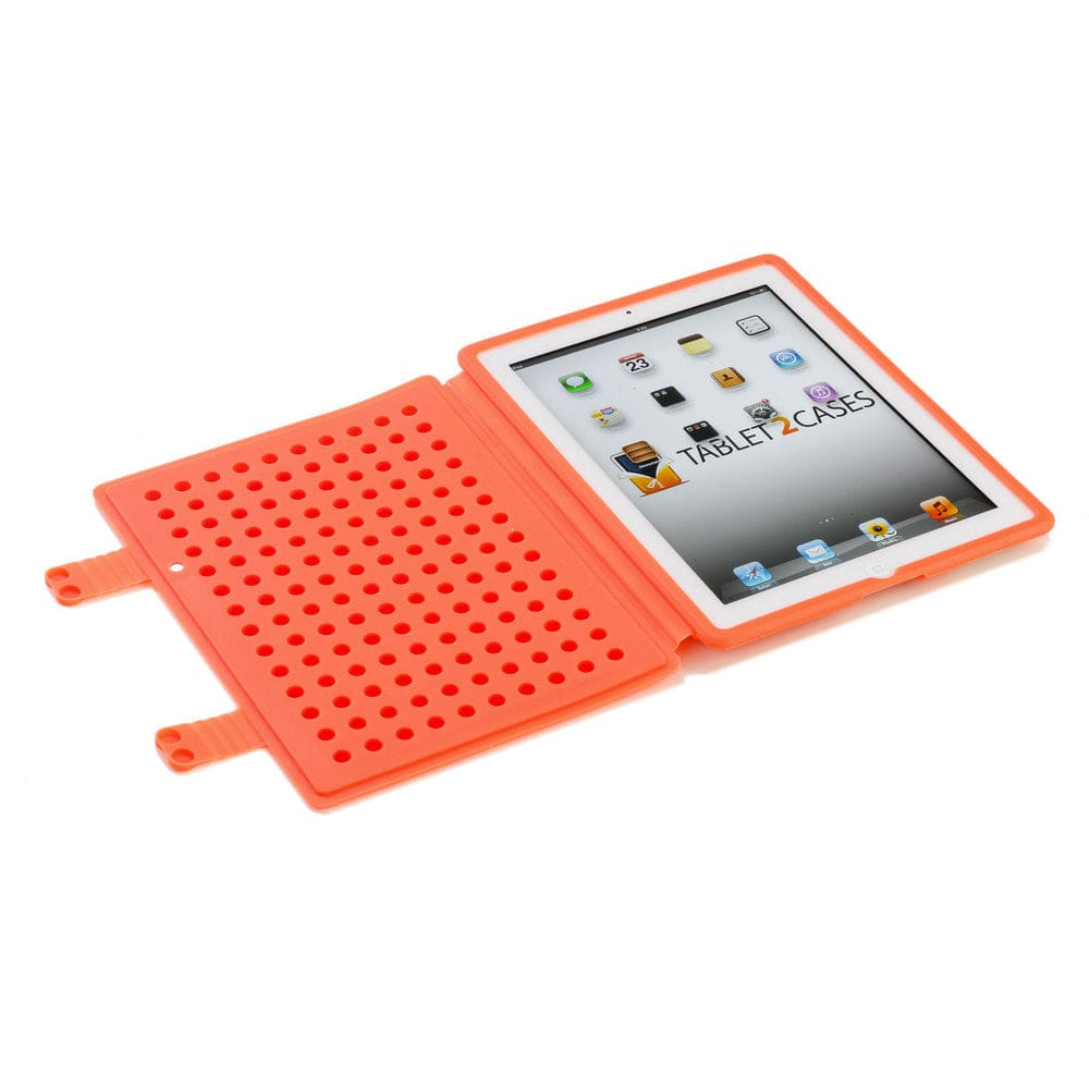 Cooper Blocks Kids Silicon Folio for Apple iPad 2/3/4 & iPad Mini 1/2/3 - 38