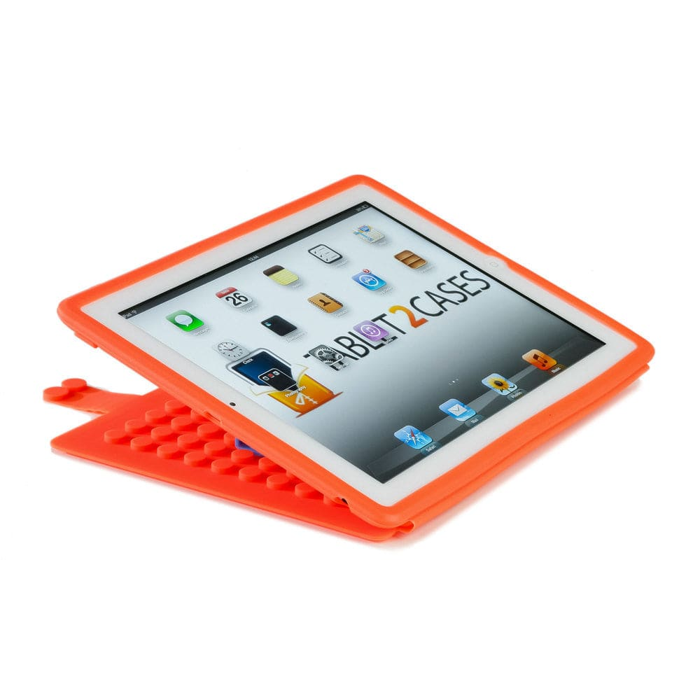 Cooper Blocks Kids Silicon Folio for Apple iPad 2/3/4 & iPad Mini 1/2/3 - 37