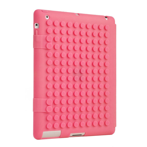 Cooper Blocks Kids Silicon Folio for Apple iPad 2/3/4 & iPad Mini 1/2/3 - 24