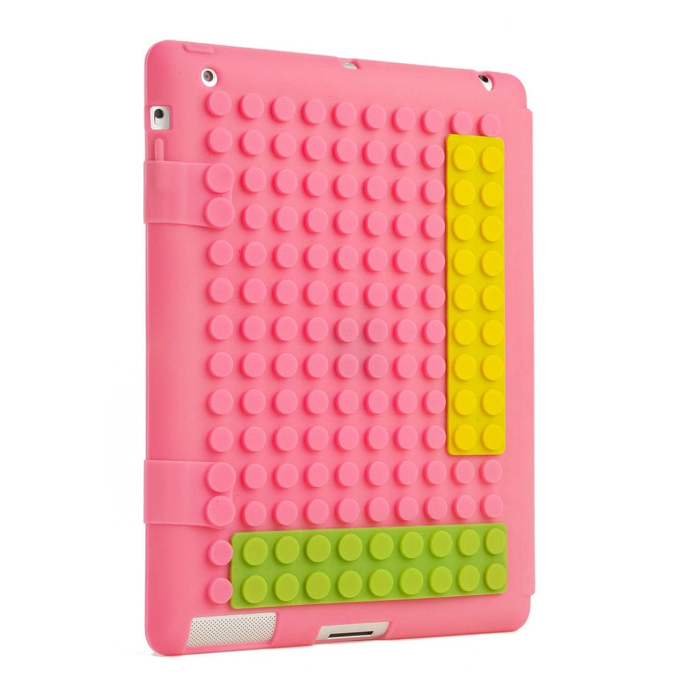 Cooper Blocks Kids Silicon Folio for Apple iPad 2/3/4 & iPad Mini 1/2/3 - 36