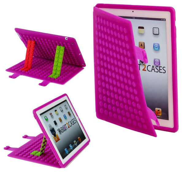 Cooper Blocks Kids Silicon Folio for Apple iPad 2/3/4 & iPad Mini 1/2/3 - 1