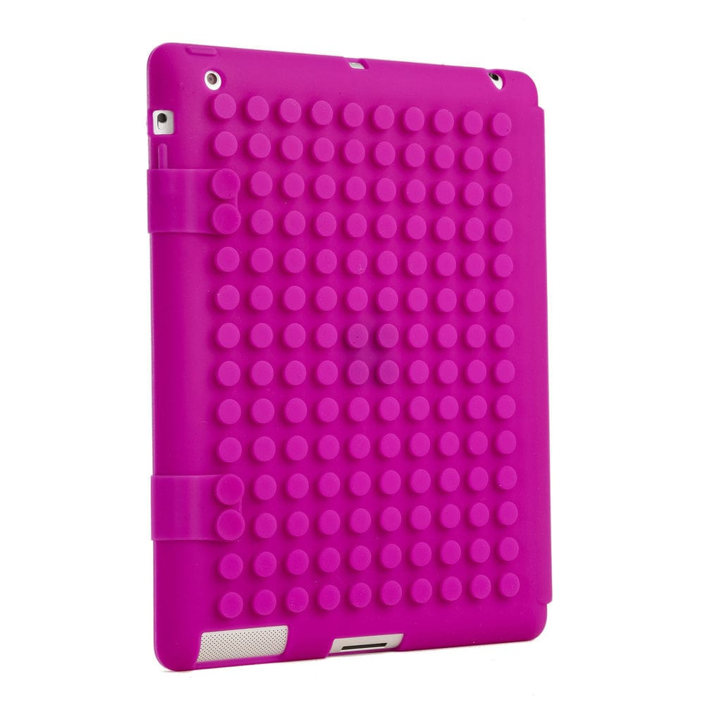 Cooper Blocks Kids Silicon Folio for Apple iPad 2/3/4 & iPad Mini 1/2/3 - 14