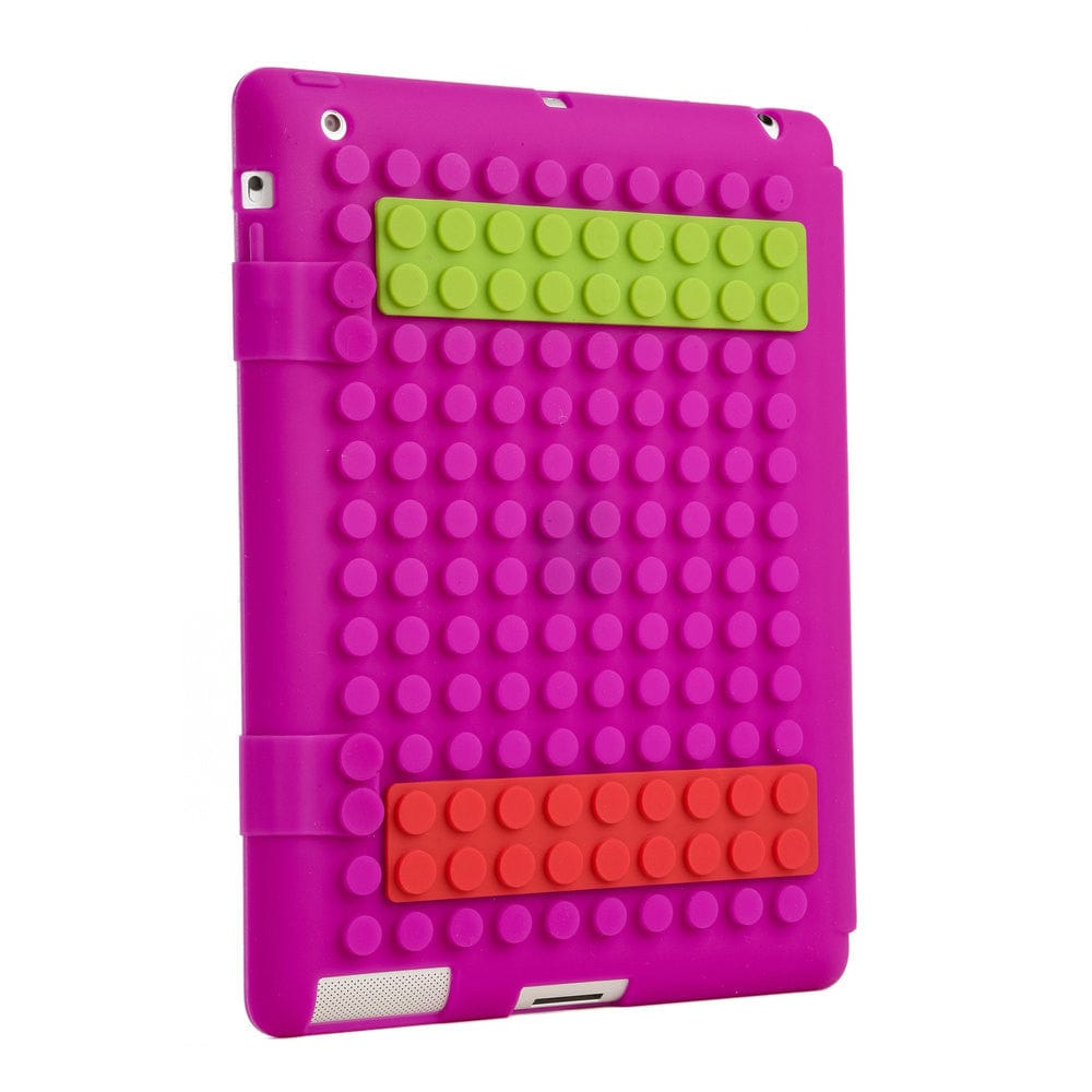 Cooper Blocks Kids Silicon Folio for Apple iPad 2/3/4 & iPad Mini 1/2/3 - 11