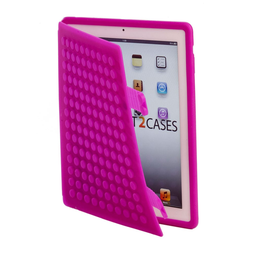 Cooper Blocks Kids Silicon Folio for Apple iPad 2/3/4 & iPad Mini 1/2/3 - 13
