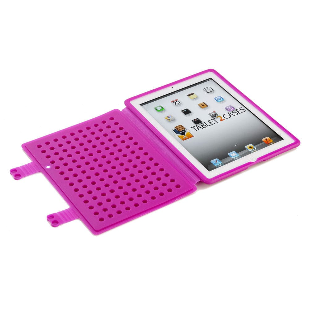 Cooper Blocks Kids Silicon Folio for Apple iPad 2/3/4 & iPad Mini 1/2/3 - 9