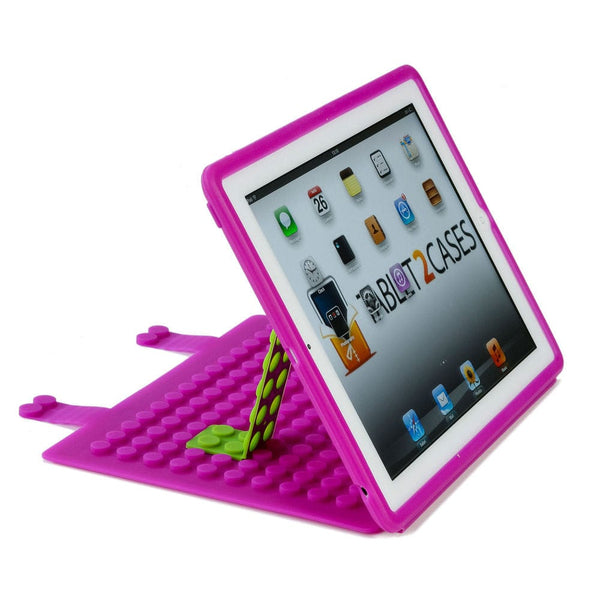 Cooper Blocks Kids Silicon Folio for Apple iPad 2/3/4 & iPad Mini 1/2/3 - 3