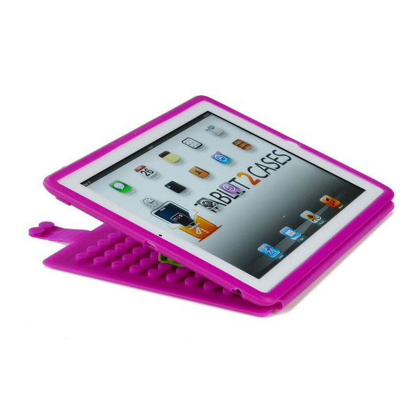 Cooper Blocks Kids Silicon Folio for Apple iPad 2/3/4 & iPad Mini 1/2/3 - 7