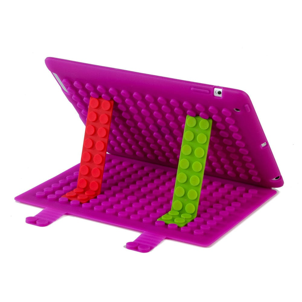 Cooper Blocks Kids Silicon Folio for Apple iPad 2/3/4 & iPad Mini 1/2/3 - 5