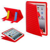 Cooper Blocks Kids Silicon Folio for Apple iPad 2/3/4 & iPad Mini 1/2/3 - 30