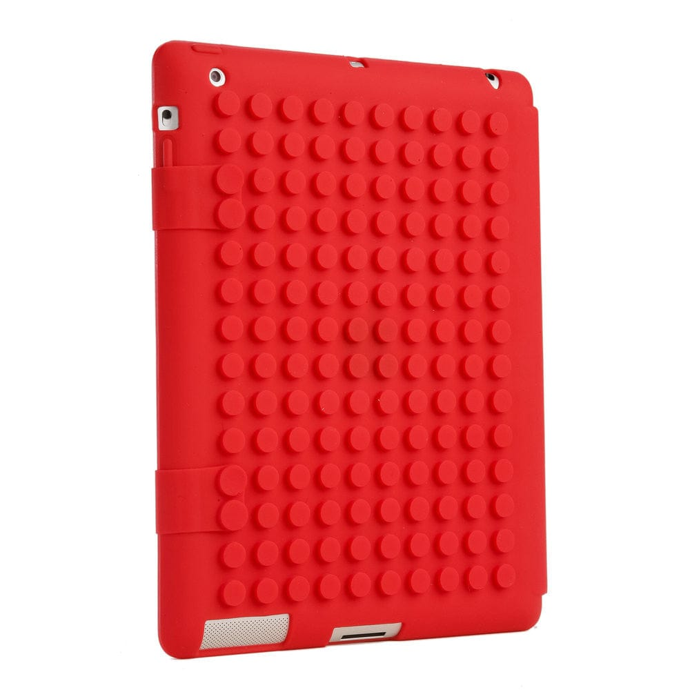 Cooper Blocks Kids Silicon Folio for Apple iPad 2/3/4 & iPad Mini 1/2/3 - 34