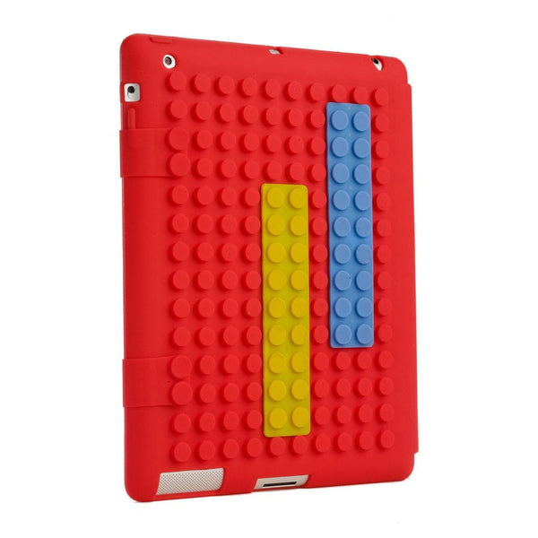 Cooper Blocks Kids Silicon Folio for Apple iPad 2/3/4 & iPad Mini 1/2/3 - 33