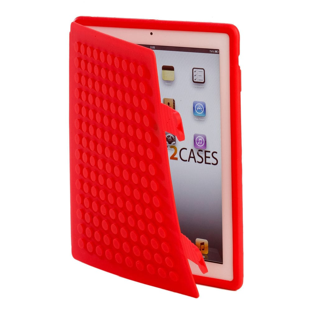Cooper Blocks Kids Silicon Folio for Apple iPad 2/3/4 & iPad Mini 1/2/3 - 26