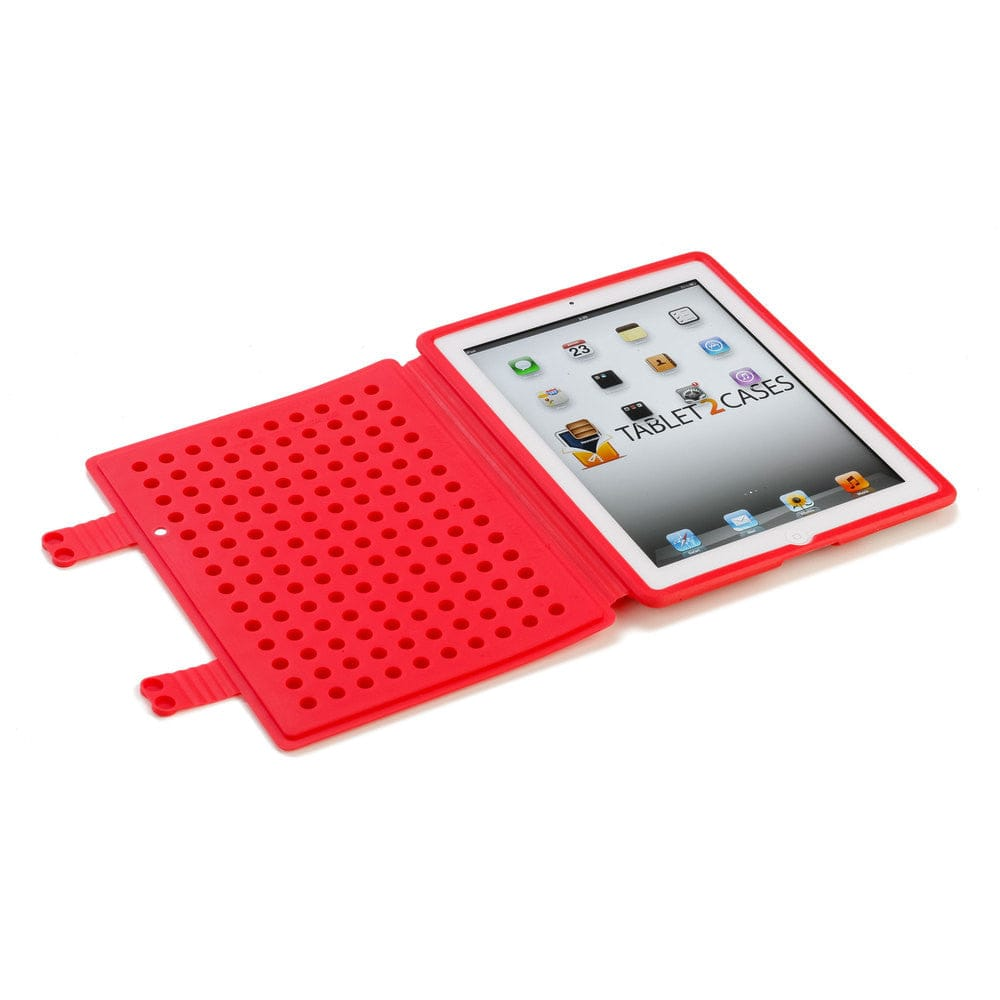 Cooper Blocks Kids Silicon Folio for Apple iPad 2/3/4 & iPad Mini 1/2/3 - 32