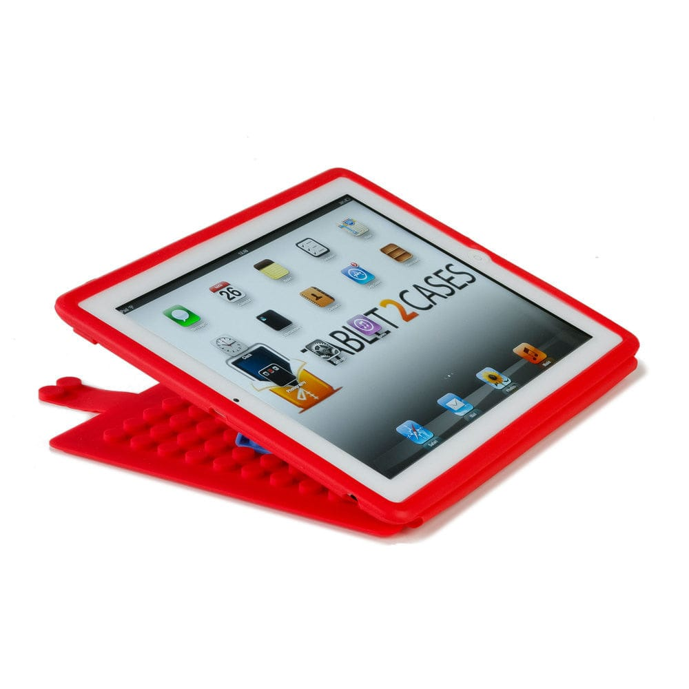 Cooper Blocks Kids Silicon Folio for Apple iPad 2/3/4 & iPad Mini 1/2/3 - 31