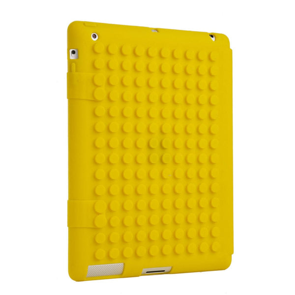 Cooper Blocks Kids Silicon Folio for Apple iPad 2/3/4 & iPad Mini 1/2/3 - 27