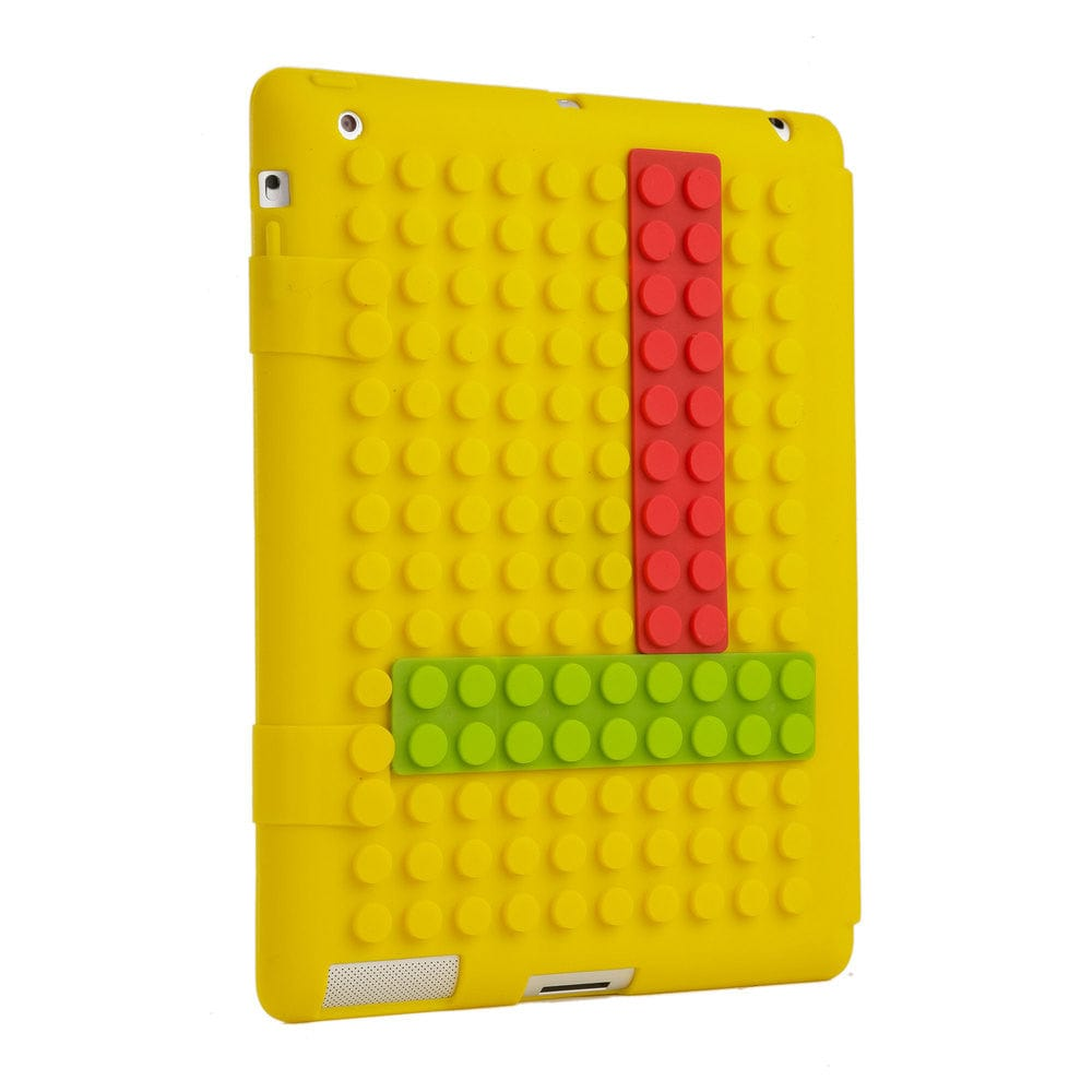 Cooper Blocks Kids Silicon Folio for Apple iPad 2/3/4 & iPad Mini 1/2/3 - 28