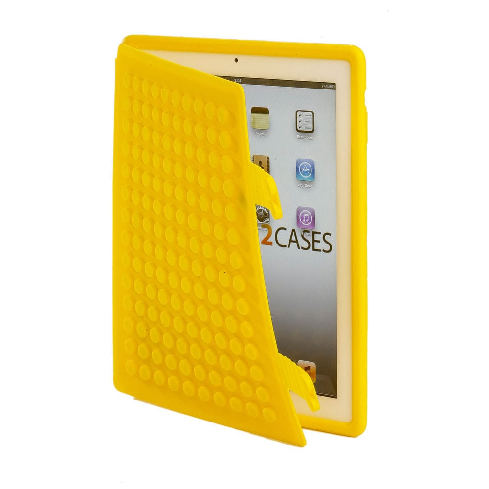 Cooper Blocks Kids Silicon Folio for Apple iPad 2/3/4 & iPad Mini 1/2/3 - 25